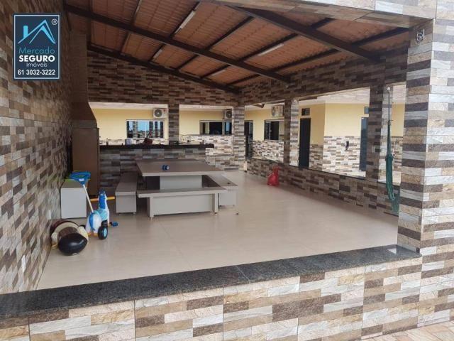 Casa ESCRITURADA, 330 m² por R$ 1.200.000 - Cidade Do Entorno - Águas Lindas de Goiás/GO - Foto 3