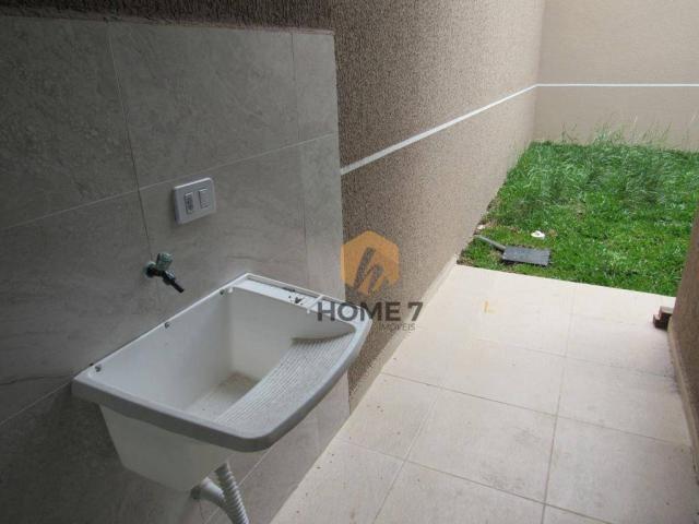 Casa com 2 dormitórios à venda, 43 m² por R$ 195.000 - Sítio Cercado - Foto 15