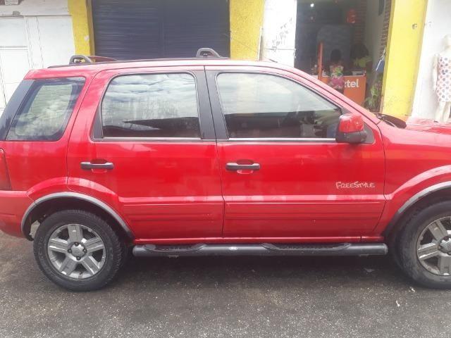 Eco Sport vermelho - Foto 3