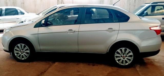 Fiat/Gran Siena attractive 1.4 flex 17/17 completo - Foto 2