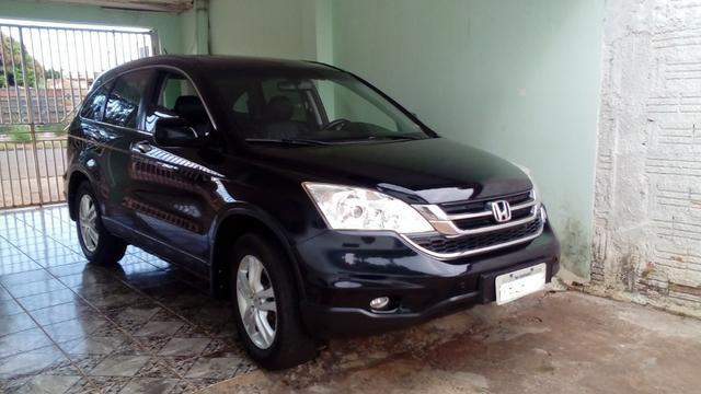 CR-V ELX 4WD/2.0 Aut. 2010/11 - Vendo ou Troco