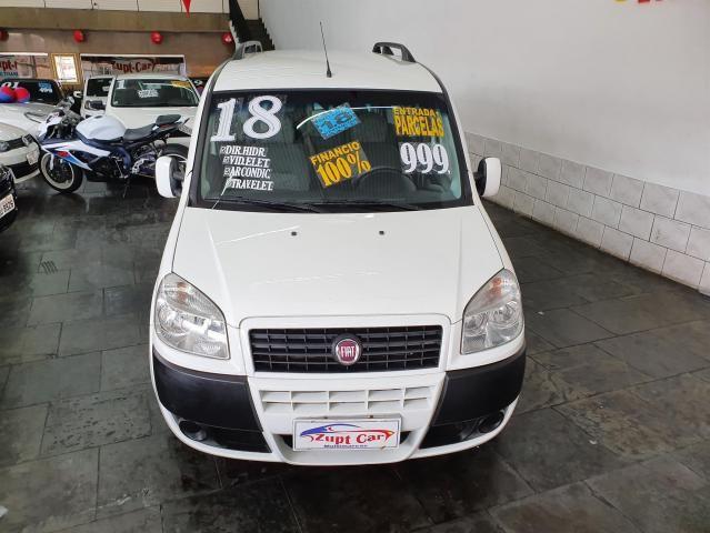 Fiat Doblò Doblò Essence 1.8 7L (Flex) - Foto 11