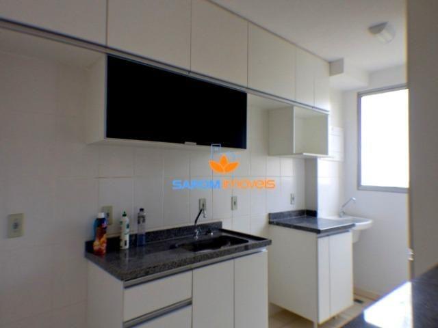 Sarom vende parque dos Sonhos 3 quartos 1 suite apt com armários - Foto 10