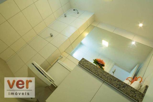 Apartamento à venda, 111 m² por R$ 1.060.000,00 - Cocó - Fortaleza/CE - Foto 6