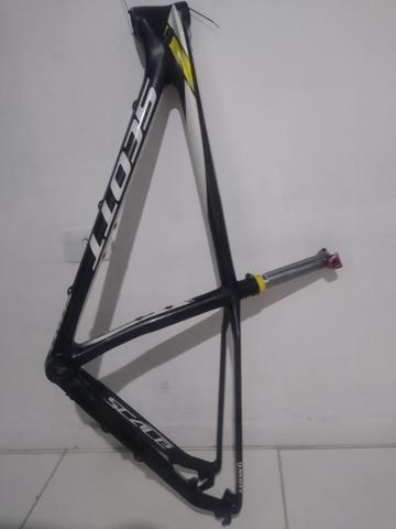 Quadro Scott RC 900 carbono Original