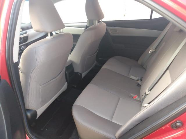 Toyota Corolla GLI 1.8 2015 FLEX - Carro Extra! - Foto 9