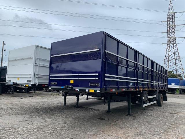 Carreta Graneleira Librelato | 12,40m | 0km | Pronta entrega