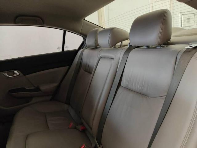 Honda Civic 2.0 LXR 16V FLEX  - Foto 12