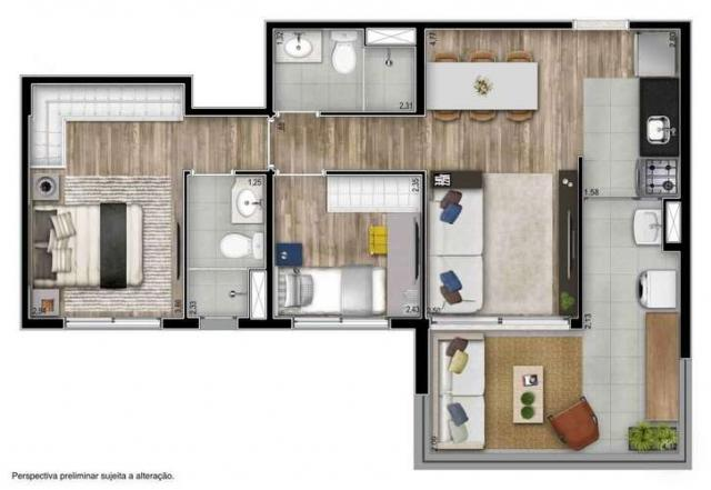 You Collection Studio e 2 quartos com ótima localização em Pinheiros - São Paulo, SP - Foto 13