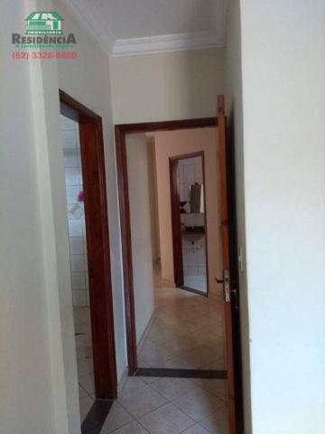 Casa com 3 dormitórios à venda, 98 m² por R$ 260.000 - Alvorada - Anápolis/GO - Foto 13