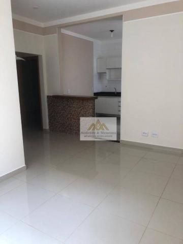 Apartamento com 2 dormitórios à venda, 70 m² por R$ 345.000,00 - Jardim Botânico - Ribeirã - Foto 3