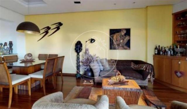 Apartamento à venda com 4 dormitórios em Leblon, Rio de janeiro cod:866047 - Foto 3