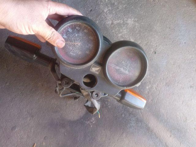 Vendo pecas de motos usadas mais em bom estados - Foto 5