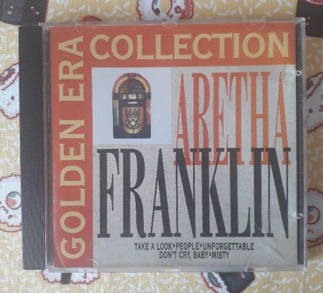 CD Aretha Franklin - Golden Era Collection