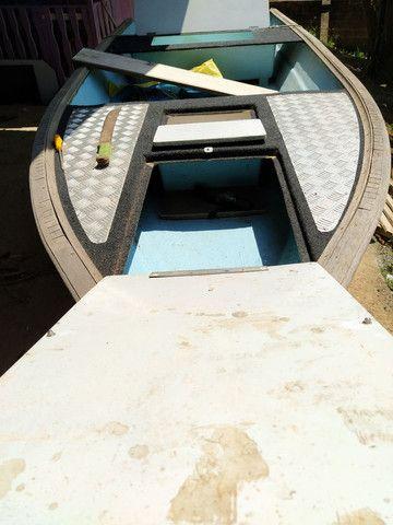 Barco de fibra - Foto 7