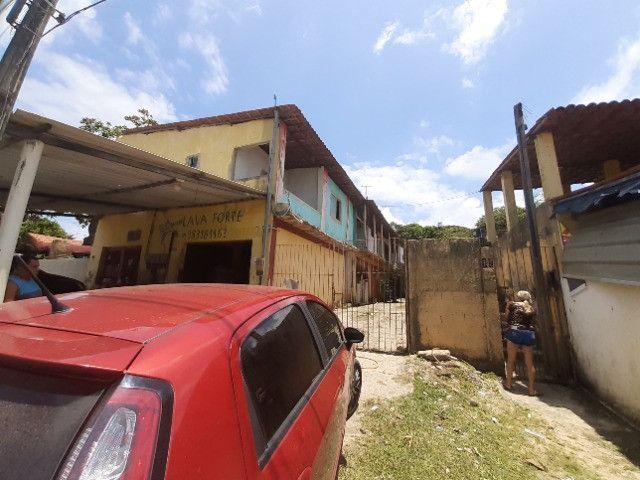 Casa com piscina e com pontos comerciais e 9 kitinetes na avenida em Itamaracá - Foto 5