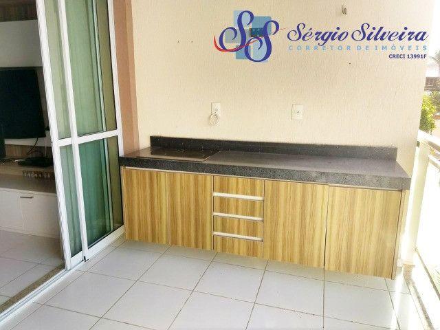 Apartamento no Palm Beach no Porto das Dunas com 2 quartos - Foto 3