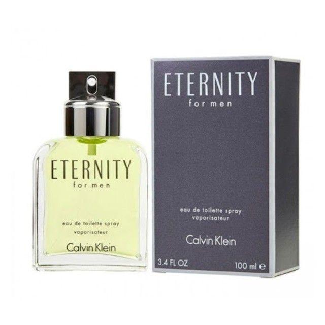 Calvin Klein Eternity Masculino Edt 100ml