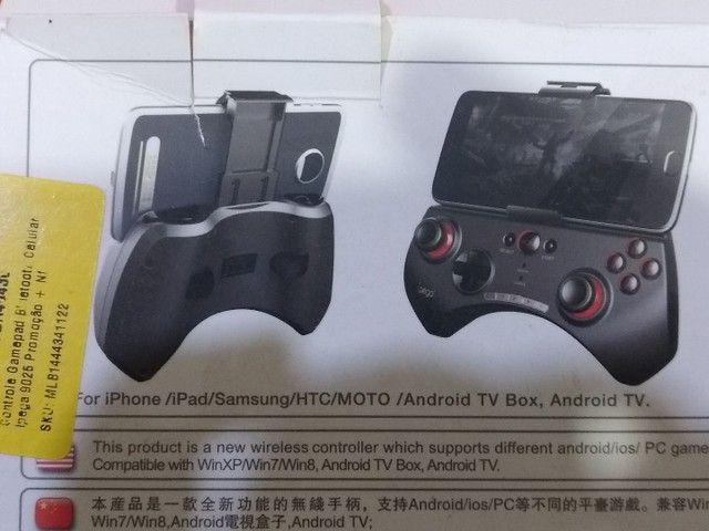 Controle Ípega Celular e PC com defeito. - Foto 3