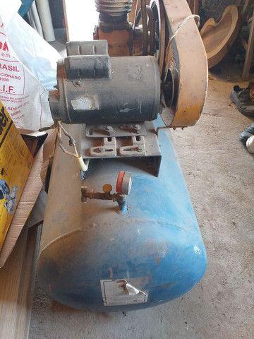 Compressor profissional  - Foto 2