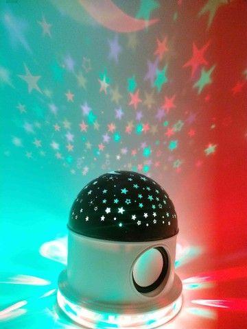 Abajur Luminária bluetooth - Foto 5