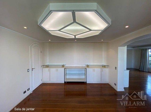 Apartamento com 4 dormitórios para alugar, 340 m² por R$ 3.890,00/mês - Vila Andrade - São - Foto 6
