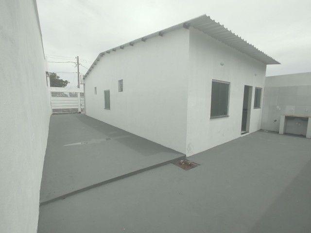 Casa nova 3 quartos com suíte, garagem lateral, 9x20  - Foto 4