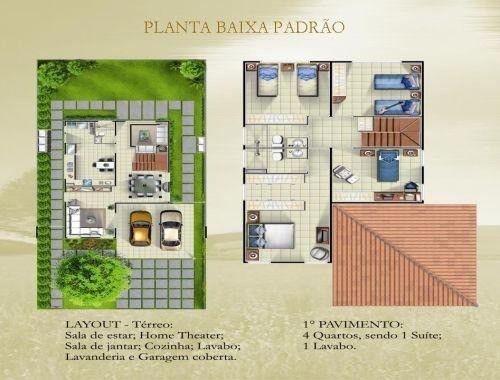 (**)Golden Ville Casa Duplex com 03 Dormitórios no Conjunto Colonia Japonesa(**) - Foto 20