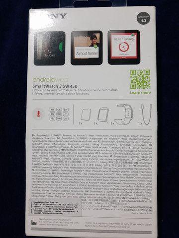 Smartwatch 3 Sony   - Foto 2