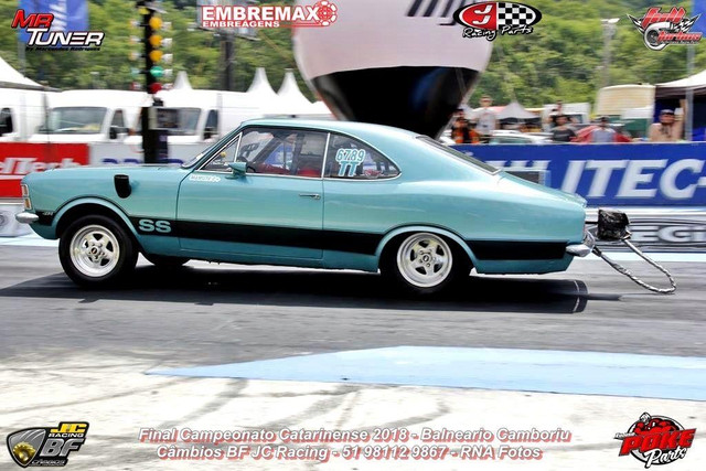 Opala SS Turbo Traseira TT-A - Foto 8