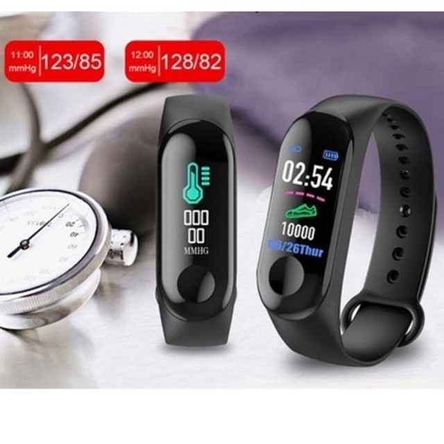 Smartband Relógio Pulseira Função App Celular M3 - Foto 3