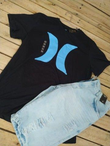 Camisetas masculinas Multimarcas - Foto 4