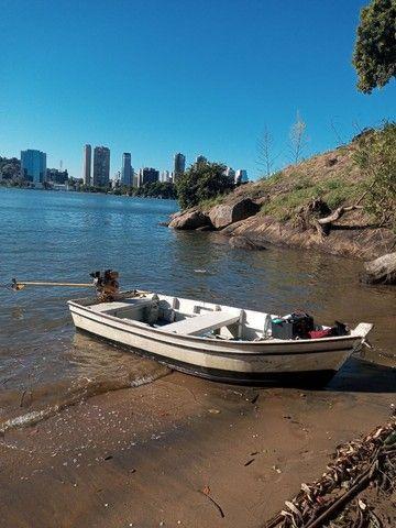 Barco e motor - Foto 2