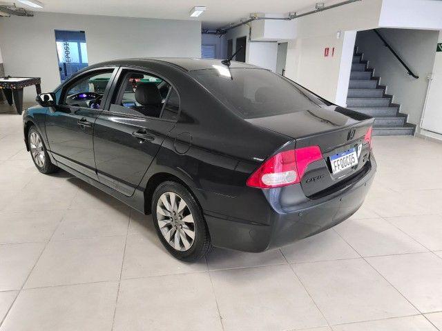 Honda Civic Automático Flex (Financio) - Foto 9
