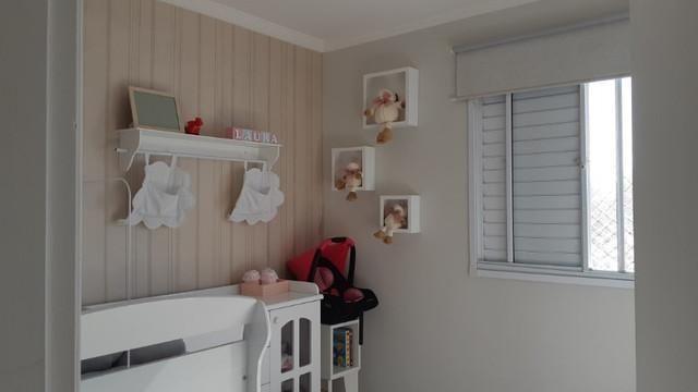 Apartamento com 2 dormitórios à venda, 46 m² por R$ 170.000 - Residencial Guairá - Sumaré/ - Foto 3