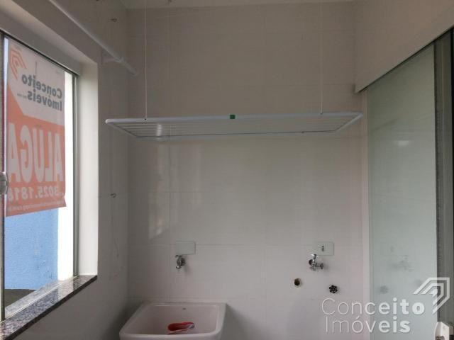 Apartamento para alugar com 2 dormitórios em Centro, Ponta grossa cod:393115.001 - Foto 7