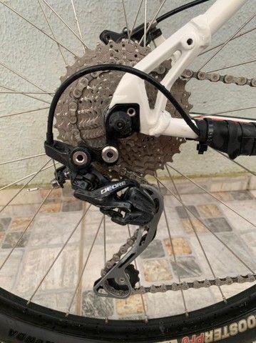 Bicicleta aro 29 grupo Shimano deore - Foto 6