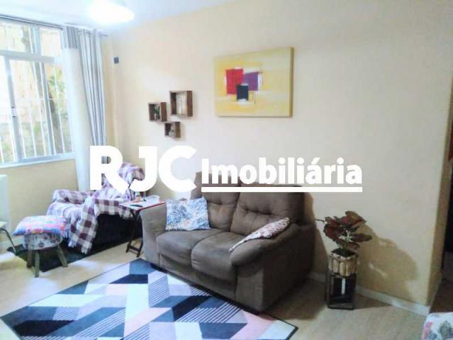 Apartamento à venda com 2 dormitórios em Rocha, Rio de janeiro cod:MBAP25266 - Foto 2