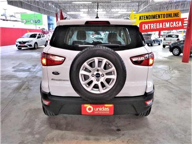 Ford Ecosport 2020 1.5 ti-vct flex se automático - Foto 4