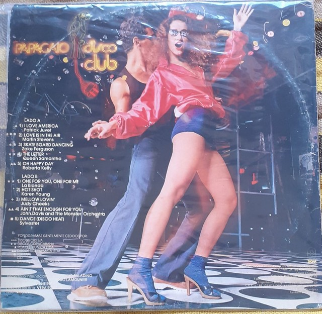 LP - Papagaio Disco Club vol.02 - Foto 2