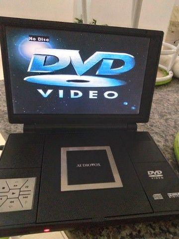 Vendo dvd portátil