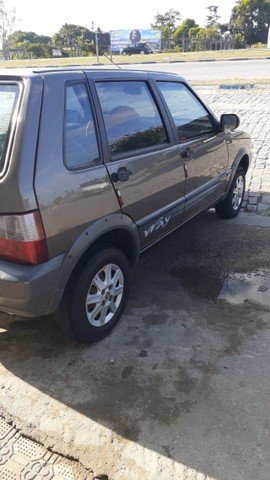 Fiat Uno Way - Foto 5
