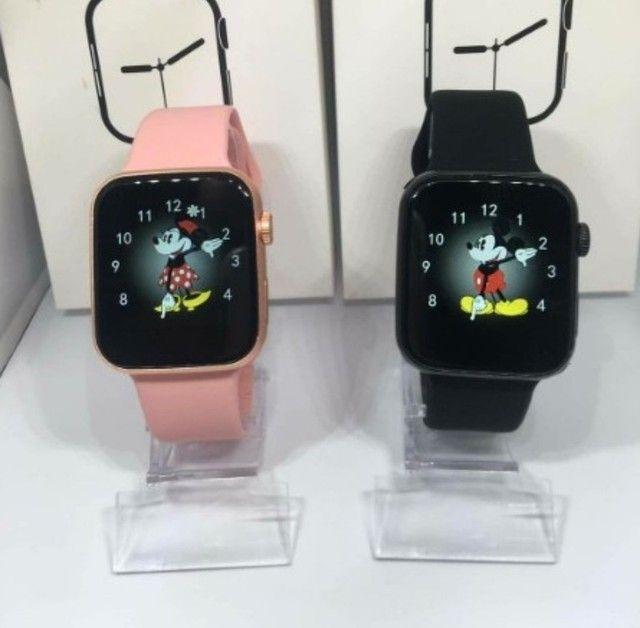Smartwatch T900 - Com chamada - Foto 2