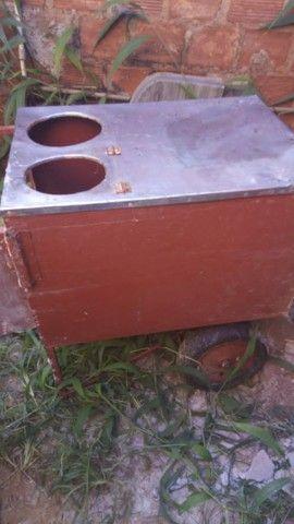 carrinho de cachorro quente - Foto 2