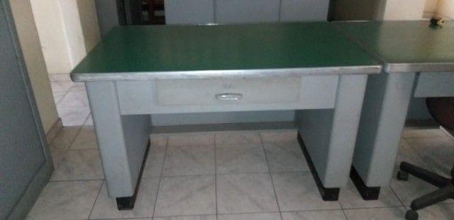 mesas de aço - Foto 4