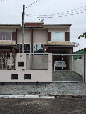 Sobrado com 2 dormitórios à venda, 90 m² por R$ 350.000,00 - Madri - Palhoça/SC - Foto 12