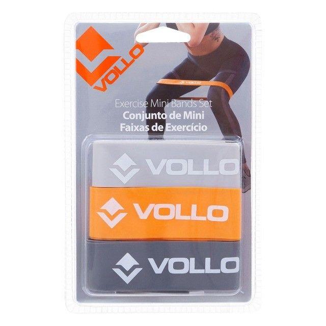 Kit Corda de Pular(MBfit) + 3 MiniBand (Vollo) - Foto 3