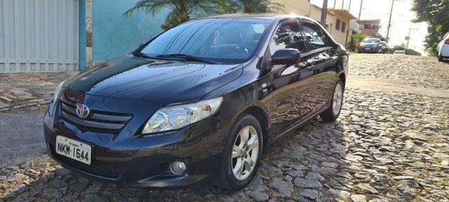 Corolla xli 1.6 2009 automático 120mil km Oportunidade - Foto 7