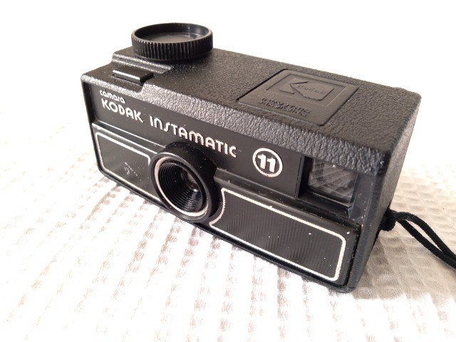 Câmera antiga máquina fotográfica Kodak
