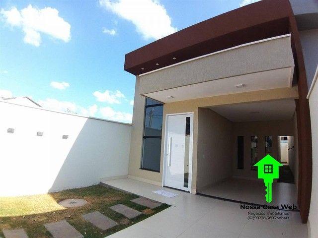 Casa para venda tem 138 metros quadrados com 3 quartos em Parque das Flores - Goiânia - GO - Foto 19